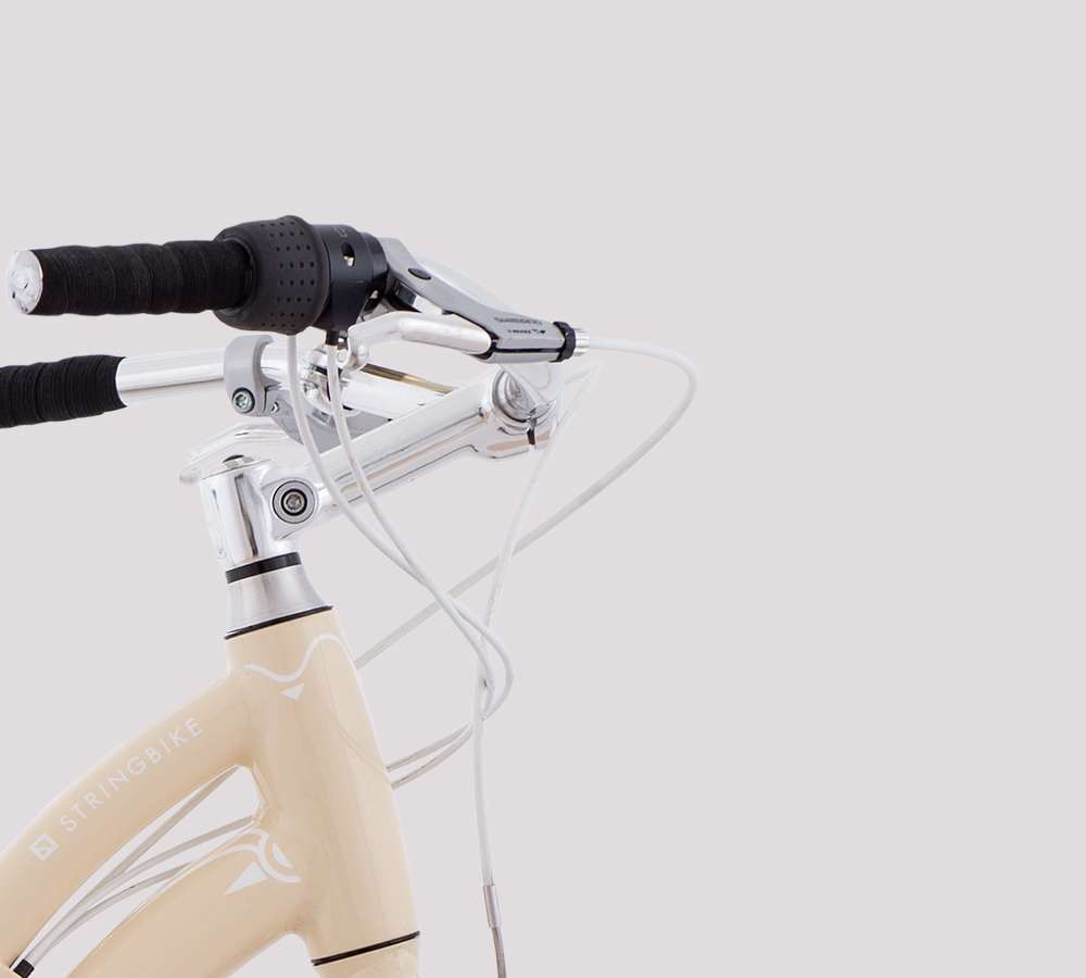 Stringbike gear shifter