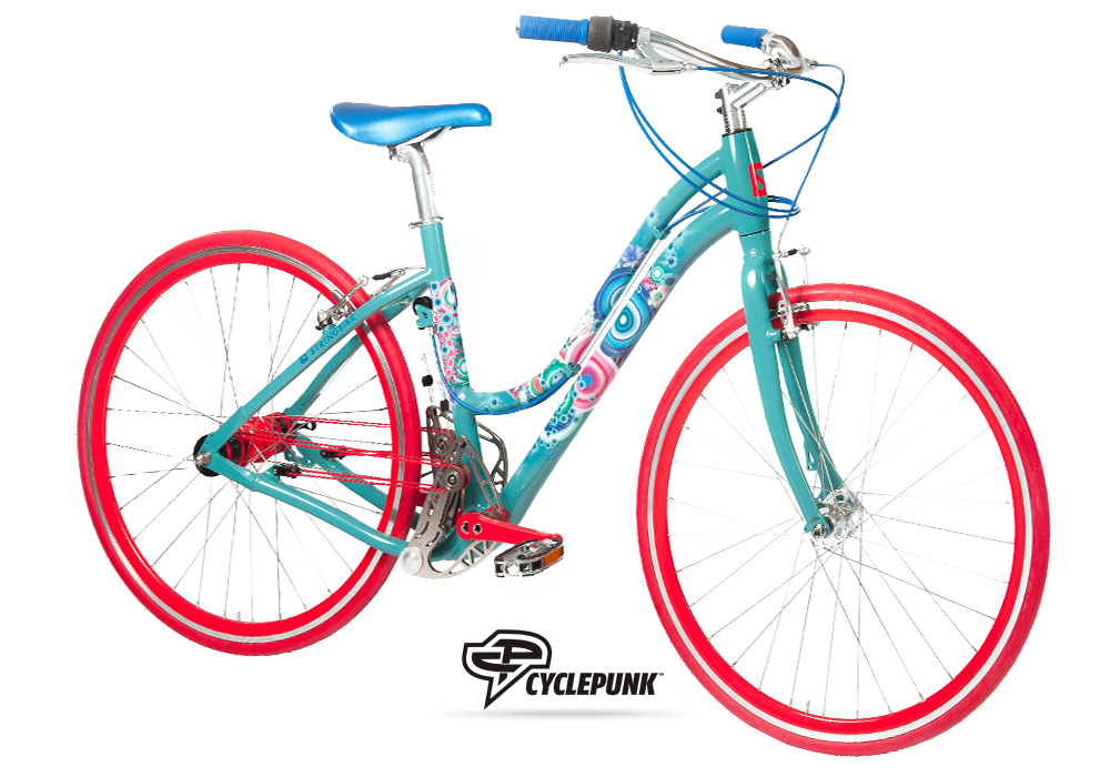 Stringbike | D signers Spring Fashion | Woman Seagreen
